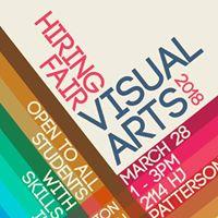 Visual Arts Hring Fair