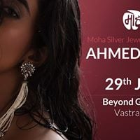 Moha Silver Jewellery in Ahmedabad.