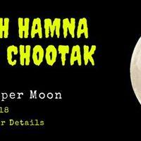 Howl with Hamna at Moola Chootak