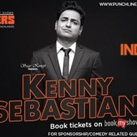 Punchliners Standup Comedy Show ft. Kenny Sebastian in Indore