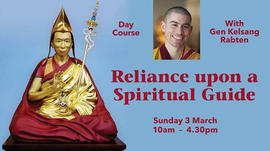 Reliance Upon a Spiritual Guide Day Course