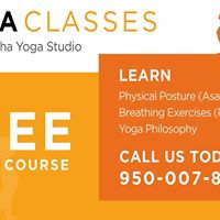 Introductory Yoga Course