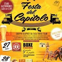 Sport &amp Truck ogni Sorriso  Solidale  - Festa Del Capitolo