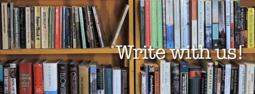 Write me Im Yours Writing Circle