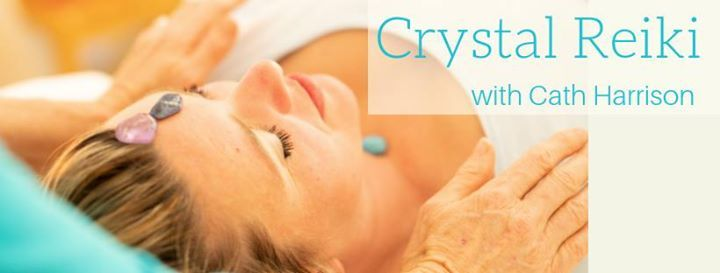 Crystal Reiki - Open to all levels