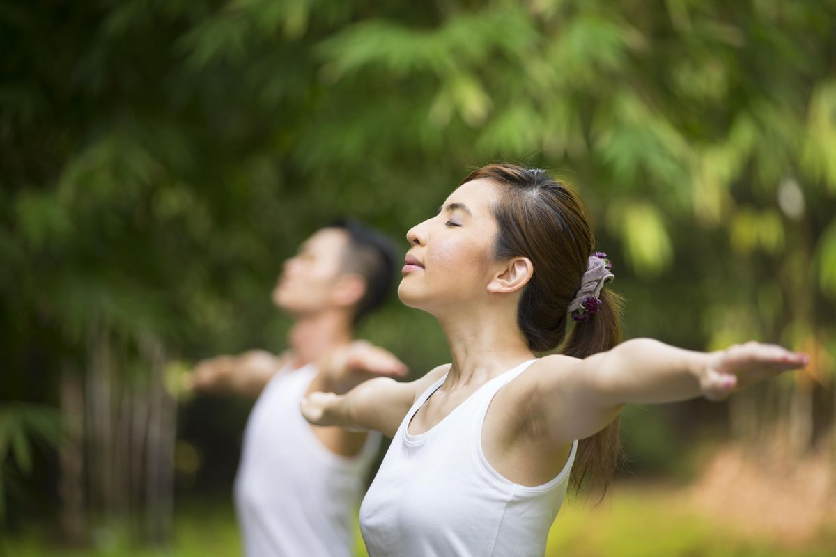 Tai Chi on the Lawn - Saturday 23rd February