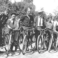 Hall Bicycle Company  A Brief History Lesson