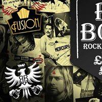 Rock Bottom Launch Night - 1 Entry &amp 1 Drinks
