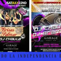 Fiesta de Independencia Colombiana &amp Festival Latino After Party