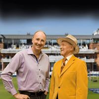 A Brand New Evening with Boycott &amp Aggers - From Ashes to Ashes