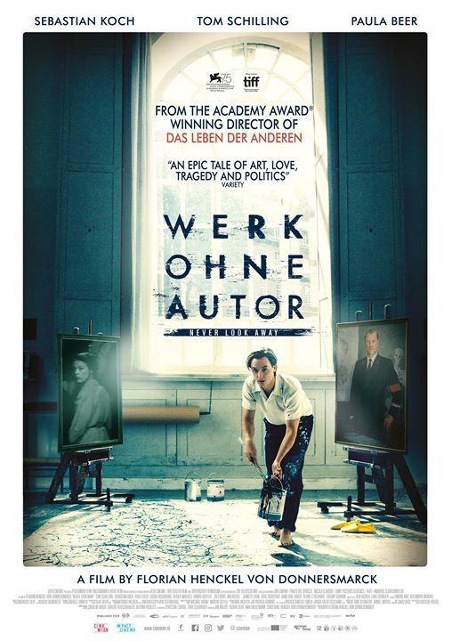 Zin in zondag Film Werk ohne autor (Never Look away)
