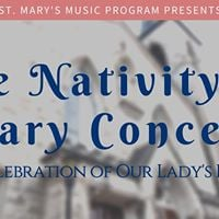 The Nativity of Mary Concert