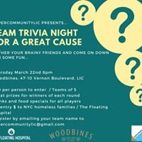 Team Trivia Night for a Great Cause