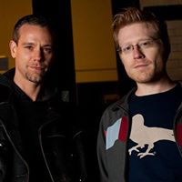Adam Pascal &amp Anthony Rapp