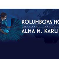 Otvoritev razstave Kolumbova hi Alma M. Karlin