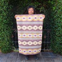 AZADI Navajo Rugs featuring Wide Ruins Rug