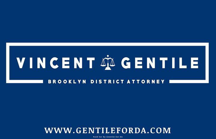 Kick Off Fundraiser for Vincent Gentile for Brooklyn DA