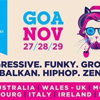 GOA INTERNATIONAL JAZZ LIVE FESTIVAL 2015
