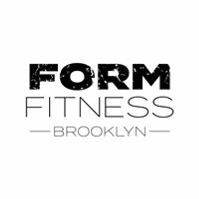 Form Fitness Brooklyn