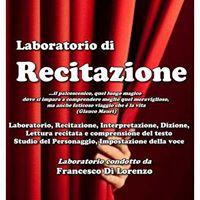 Teatro per Bimbi Ragazzi e Adulti - Francesco Di Lorenzo