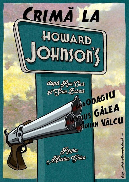 Comedia Crim la Howard Johnson