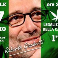 On. Roberto Giachetti Legalizzazione della Cannabis