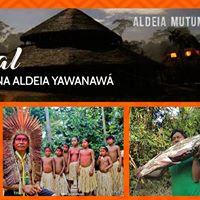 Carnaval - Vivncia Comunitria na Aldeia Yawanawa do Mutum-Acre