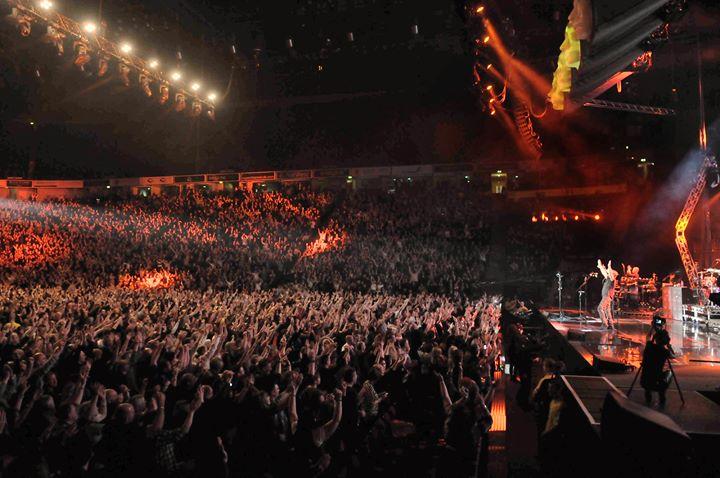 Boston Tour  Miami Arena