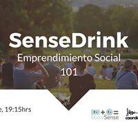 SenseDrink Emprendimiento Social 101