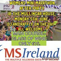 Mini Marathon Afterparty