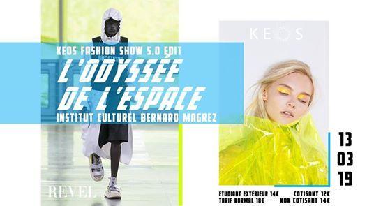 KEOS Fashion Show - LOdysse de LEspace