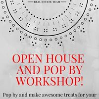 Open House and Pop By workshop