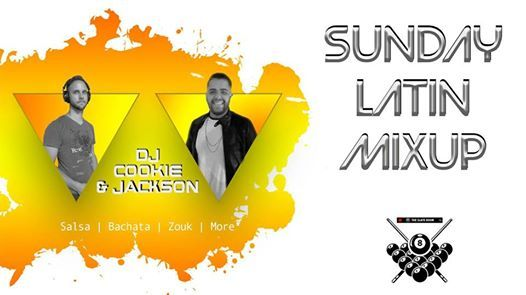 SLaM - Sunday Latin Mixup Monthly Latin Event at The Slate Room