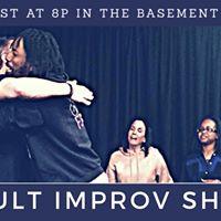 Adult Improv featuring Moms Adhesive