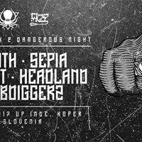 Deep Dark &amp Dangerous - Slovenia