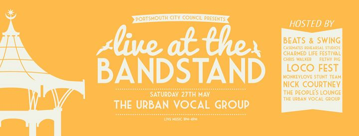 Urban Vocal Group Live at the Bandstand