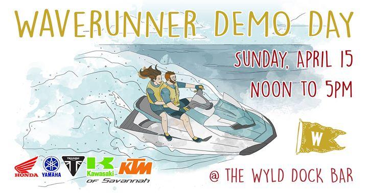 Waverunner Demo Day