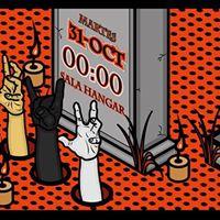 Grotsque Club Halloween