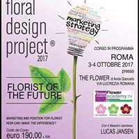 Florista del futuro (Corso in Roma)
