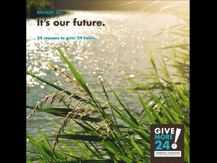 Give More 24 - Nwcave