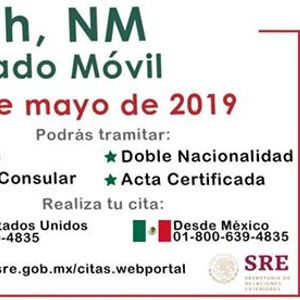 Consulado Movil events in the City  Top Upcoming Events for