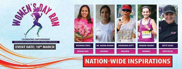 Womens Day Run Bengaluru 2019