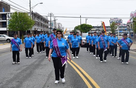 NJ State Elks Convention & Parade