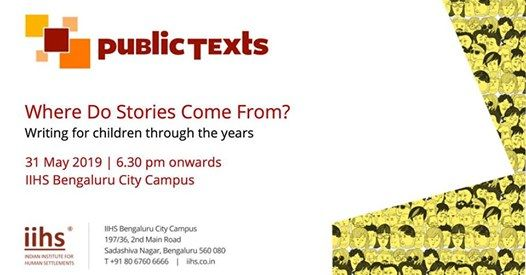 PublicTexts I Where Do Stories Come From