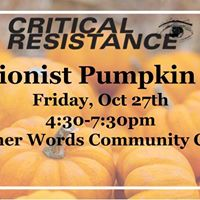 Abolitionist Pumpkin Party