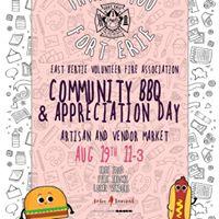 Community Appreciation Day and Artisan &amp Vendor Fair
