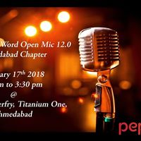 TQC Spoken Word Open Mic 12.0 Ahmedabad Chapter