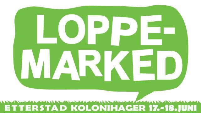 Loppemarked i Etterstad kolonihager
