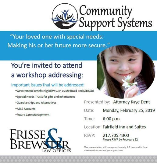 Addressing Special Needs Parents >> Parent Meeting For Those With Children With Special Needs At