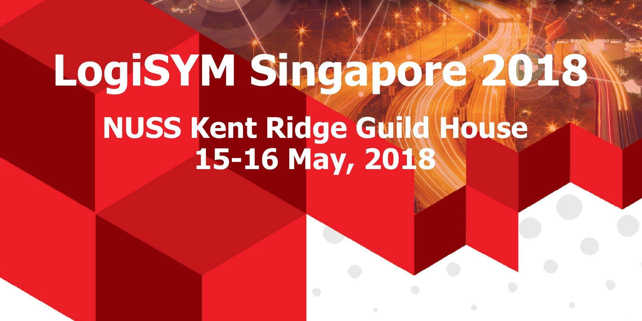 LogiSYM Singapore 2018